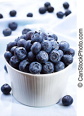 Blueberries - Fresh blueberries