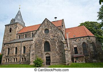 Michaelis Kirche in Ronnenberg