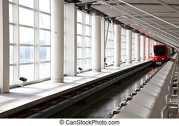 Air port transportation