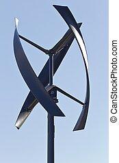 cidade, moinho de vento