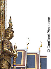 thai giant, created to convey meaning to the protection...