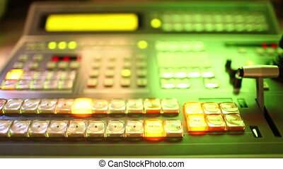 Broadcast Vision mixer