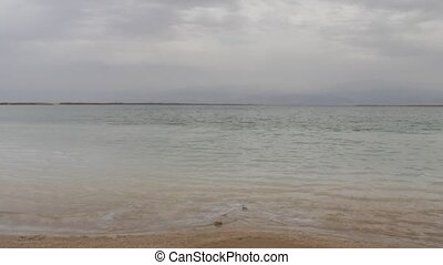 Dead Sea - Dead sea landscape