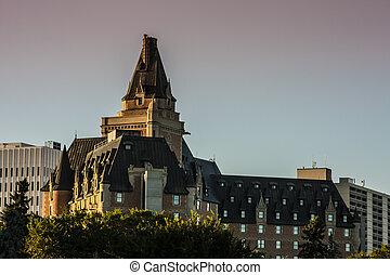 Saskatoon Landmark - Saskatoon's most distinguished landmark...