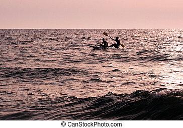 Sport Photos - Canoe and Kayak