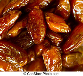 dates - dried dates