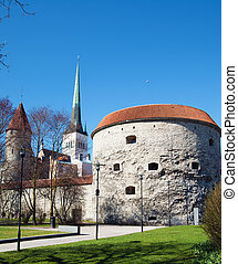 Tower Thick Margarita, Tallinn