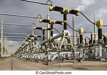 powerplant, turbinas