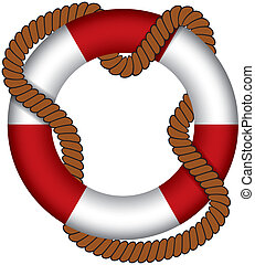Life buoy - Helping tool to save lives