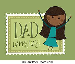 dad happy day