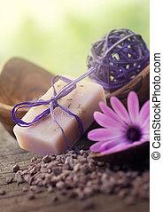 satz, violett,  dayspa, Natur