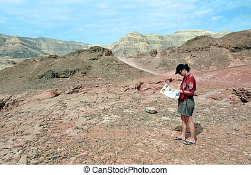 Travel, Photos, Israel, -Timna, Park, King, Solomon's, Mines