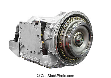 automatic transmission for heavy truck