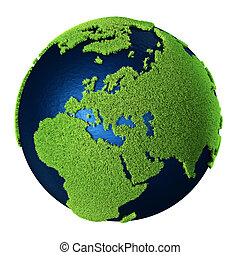 Grass Earth - Europe