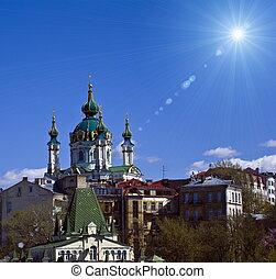 Church Kiev, Ukraine