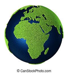 Grass Earth - Africa
