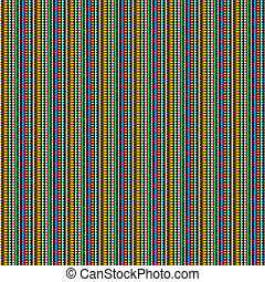 Colored striped texture made of rombs