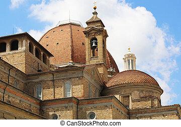 Basilica di San Lorenzo di Firenze - the Basilica di San...