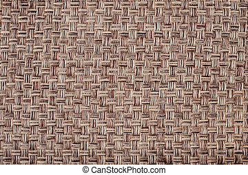 Woven fabric background - background of the woven fabric