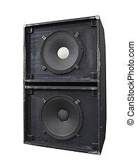 Big Grunge Bass Speaker Box - Big grungy bass blaster...