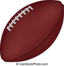 Football - An image of an american football