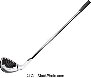 Golf Club - An image of a golf club