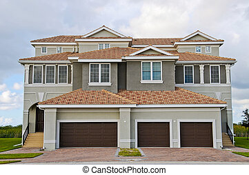 New Duplex House for Sale