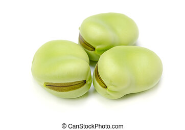 broad bean - Cooking ingredient series broad bean. for adv...