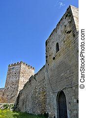 Castello di Lombardia, Enna