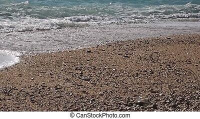 Costline - Coastline on adriatic sea