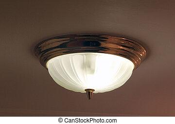 Retro Ceiling Lamp  -  Retro Lamp on the ceiling