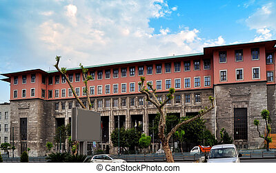 Istanbul University Faculty of Arts and Sciences
