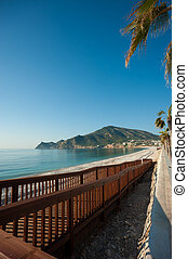 User friendly - Ease of access to a sunny Mediterranean...