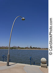 Access to Tempe City Lake - Access to cool waters on hot...
