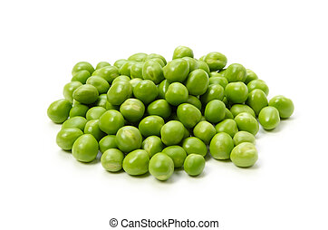 green pea - Cooking ingredient series green pea. for adv...