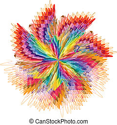 Color, movimiento