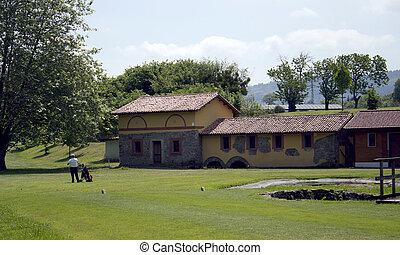Campo de golf en Gijon - Campo de golf del Tragamón, Gijón
