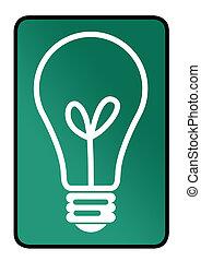 Ideas concept sign
