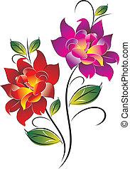 flor, clássicas