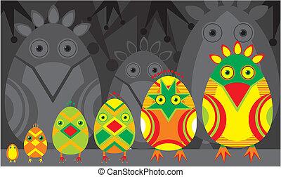 Bird Hatch