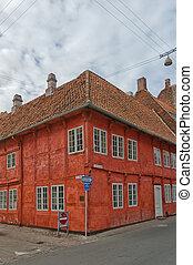 Helsingor town centre