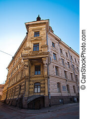 Ancient historical building - Beautiful ancient historical...