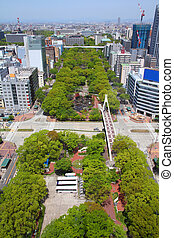 Nagoya, Japan - city in the region of Chubu in Aichi...