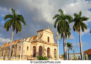 Trinidad, Cuba - the old town UNESCO World Heritage Site