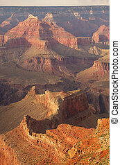 Grand Canyon Detail