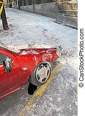 Car crush