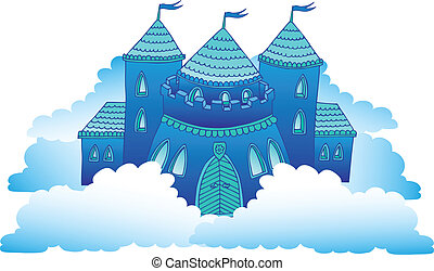 Castle on clouds