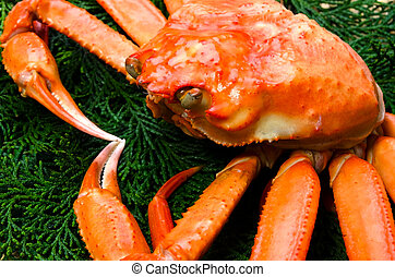 red snow crab - Cooking ingredient series red snow crab for...