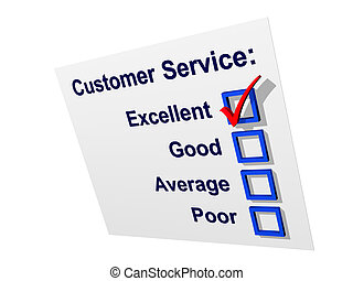 Customer Service with Excellent Tic - Customer satisfaction...