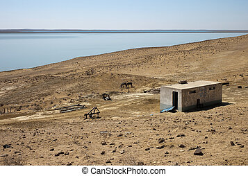 Aral sea from Uzbekistan - It is a Aral sea view from...